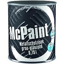 McPaint j128874697Vernis, 0,750, gris foncé L