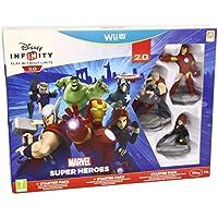 Disney Infinity 2.0 Marvel Superheroes Starter Pack (Nintendo Wii U)