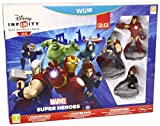 Cheapest Disney Infinity 20 Marvel Super Heroes Starter Pack on Nintendo Wii U