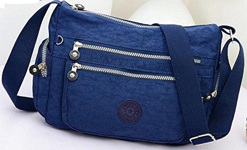 ZYT Handtaschen Damen Tasche Diagonale Dual-Use-Tourismus und Freizeit-Pakete h