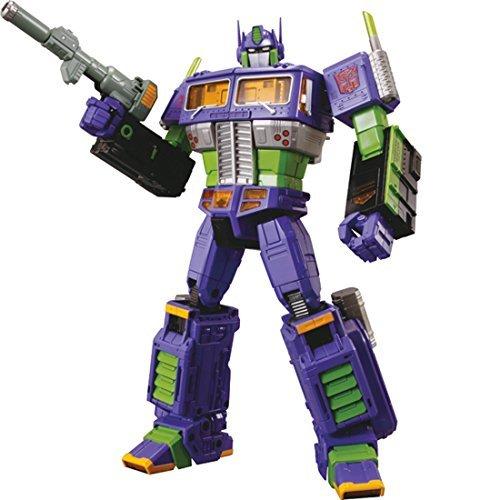 Transformers Masterpiece Evangelion MP-10 Convoy / Optimus Prime with Trailer