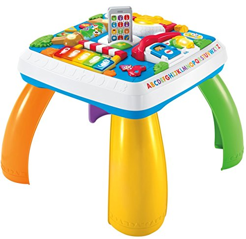 Fisher-Price Mattel DRH31 - Lernspaß Spieltisch