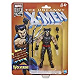 Hasbro Marvel Legends Series- Wolverine (80th Anniversary), Multicolore, E6108CB0