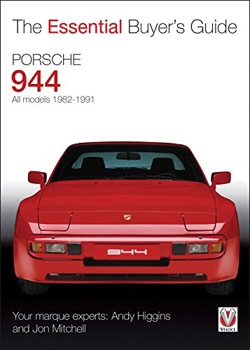 Porsche 944: All models 1982-1991 (Essential Buyer's Guide Series)