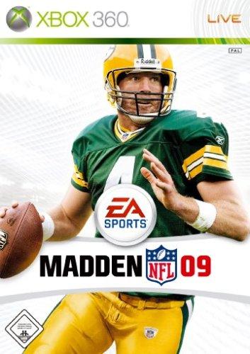 Madden NFL 09 (Madden Video-spiele 360 Xbox)