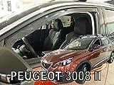 J&J AUTOMOTIVE Deflettori aria per auto