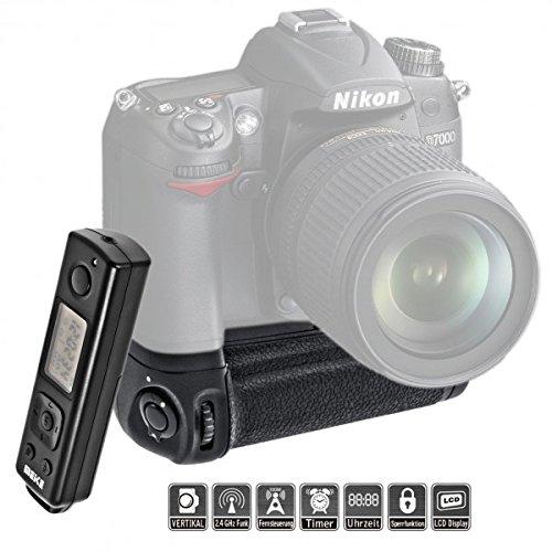 'Battery grip LCD Timer per Nikon D7000