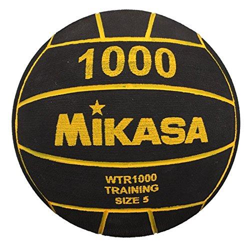 Mikasa wtr10001kg Training pallanuoto Water Polo, nero, 5