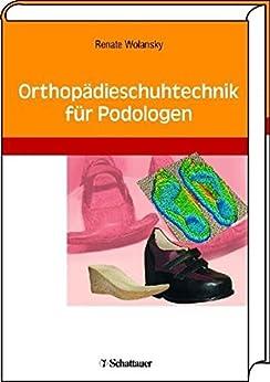 Orthopädieschuhtechnik für Podologen