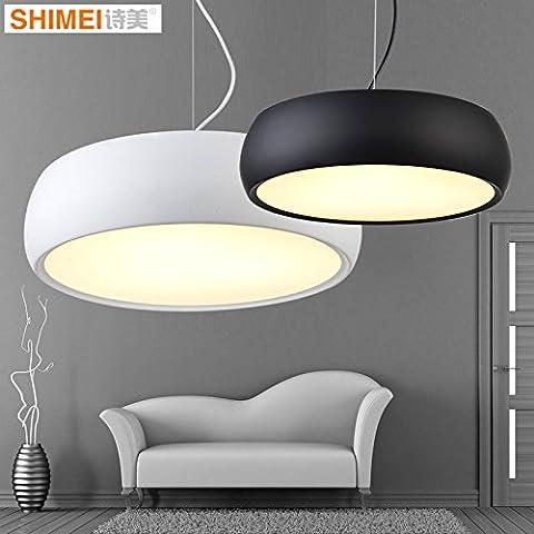 Il Nordic lampadari moderni e minimalisti luce