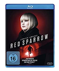 Red Sparrow [Blu-ray]