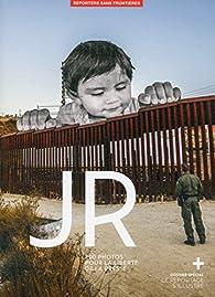 JR - 100 photos pour la liberté de la presse par  JR