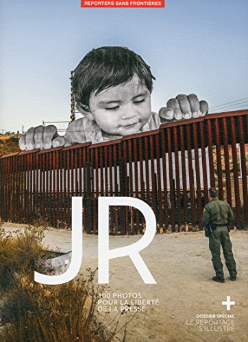 JR - 100 photos pour la liberté de la presse