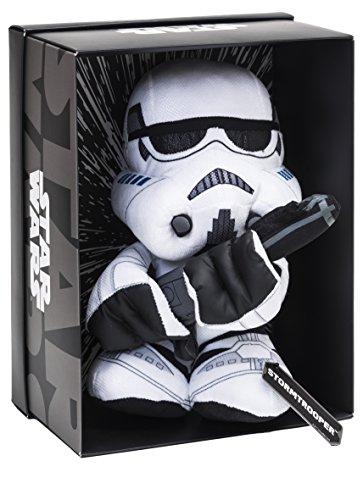 Joy Toy 1601761 - Storm Trooper Black Line Plüsch 25 cm aus Verschiedenen Materialien (Led Preisvergleich