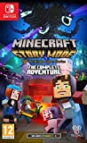 Minecraft Story Mode Complete Adventure  (Nintendo Switch)