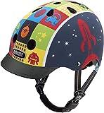 Nutcase Little Nutty Street Helmet Kids Space Cadet Matte 2018 Fahrradhelm