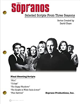 The Sopranos (SM): Selected Scripts from Three Seasons (English Edition) par [Chase, David]