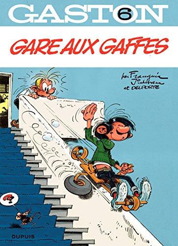Lire en ligne Gaston - tome 06 - Gare aux gaffes epub pdf