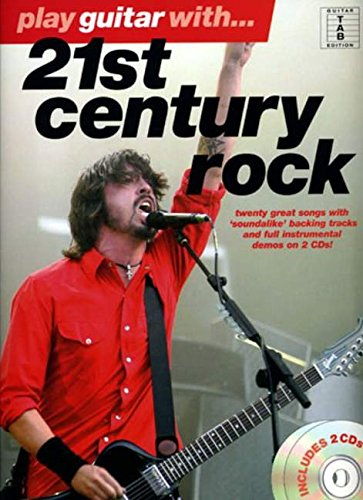 Play Guitar with 21st Century Rock: Guitar TAB Edition