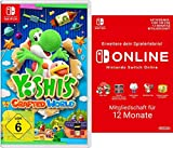 Yoshi's Crafted World [Nintendo Switch] + Switch Online 12 Monate [Download Code]