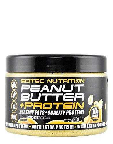 Scitec Nutrition Peanut Butter und Protein, 500Gramm