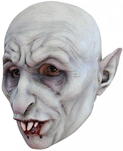 Nosferatu Debil Maske aus Latex (Nosferatu Maske Für Erwachsene)