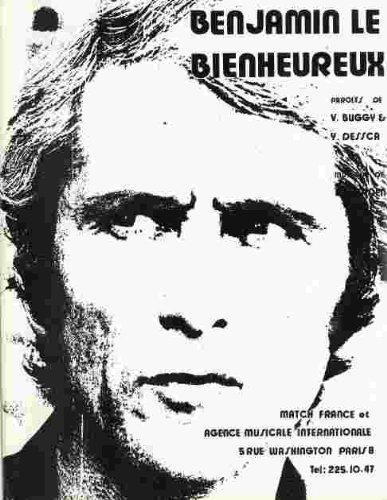 BENJAMIN LE BIENHEUREUX