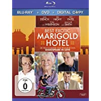 Best Exotic Marigold Hotel [Blu-ray + DVD]