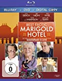 Best Exotic Marigold Hotel [Blu-ray + DVD] - Tom Wilkinson, Judi Dench, Dev Patel