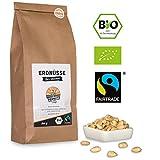 Bio Fairtrade Erdnüsse: Roh & Blanchiert (600g) aus Usbekistan