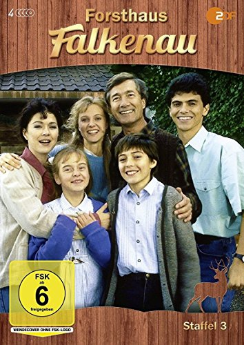 Bild von Forsthaus Falkenau - Staffel 3 (4 DVDs)