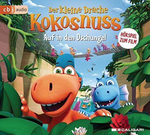 Der kleine Drache Kokosnuss - Auf in den Dschungel!: Hörspiel zum Kinofilm (Audio-CDs zu den Filmen, Band 3) - Für Cd Bücher Kinder Auf