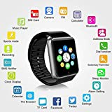 PANASONIC T45 4G GT08 Smart Watch With Camera || Smart Watch With Memory Card|| Smart Watch With Sim Card Support ||fitness Tracker|| Bluetooth Smart Watch||Wrist Watch Phone|| Smart Watch With Facebook. Whatsapp|| 4G Smart Watch||Any Color ||Best In Qual