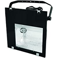 Eurolite 40000350 150W Negro Proyector - Proyectores (150 W, Negro, Halógeno, IP65, Aluminio, 210 mm)