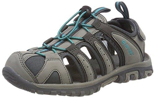 Hi-Tec O006716, Scarpe da Trekking e da Passeggiata Uomo, Marrone (Marrone), 40 EU