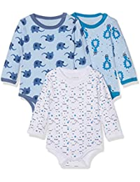 Care Body Bébé Garçon, lot de 3 ou lot de 6