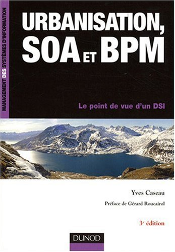 Urbanisation, SOA et BPM : Le point de vue d'un DSI par Yves Caseau