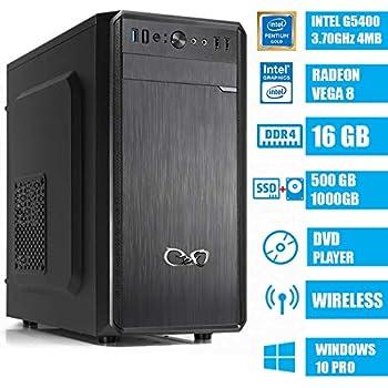 CEO Alpha V9 - Ordenador de Sombremesa Intel G5400 3.70GHz 4MB ...