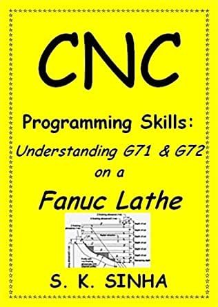 CNC Programming Skills: Understanding G71 and G72 on a Fanuc