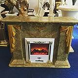 Lena der Kamin Medusa Elektrokamin, medusa, mäander Kamin, E-Kamin,electric fireplace, Elektrischer Glitzer Kamin 1041 k 124