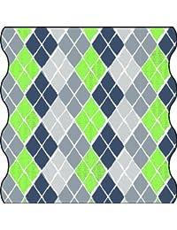 Lässig Erwachsene Multifunktionstuch Twister Adult Rhomb