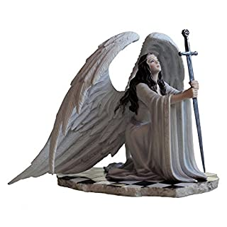 The Blessing Gothic Angel Art Figurine by Anne Stokes by Anne Stokes Collection