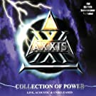 Collection Of Power: LIVE, ACOUSTIC & UNRELEASED by Axxis (2002-07-16)