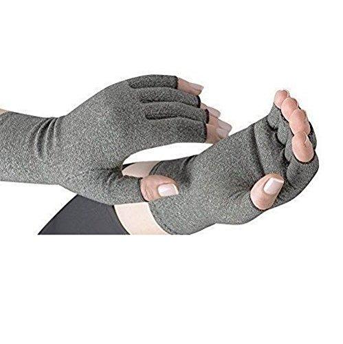 anti-arthritis Handschuhe–Paar–erhöht die Blutzirkulation und Wärme, reduziert Schmerzen & bietet Kompression