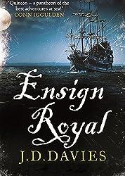 Ensign Royal (Matthew Quinton Journals Book 9)