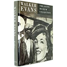 Walker Evans: The Getty Museum Collection by Judith Keller (1995-11-02)