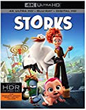 Storks [Blu-ray + Digital Download] [2016]