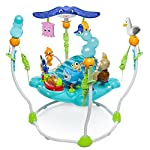 Finding Nemo Sea of Activities Jumper Packed with 13 Activities, Fun Lights,  Music and Ocean Sounds!