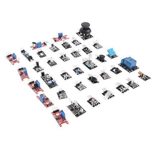 37 in 1 Sensoren Kit Starter für Arduino Laser Infrarot Sound LED Module