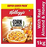 Kellogg's Real Almond and Honey Corn Flakes, 1kg